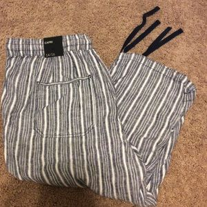 NWT lane Bryant breathable Capri pants
